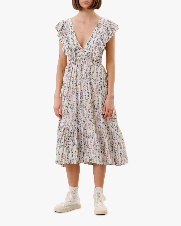 byTimo Delicate Midi Dress 1