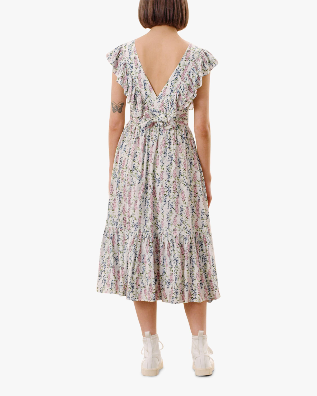 byTimo Delicate Midi Dress 2