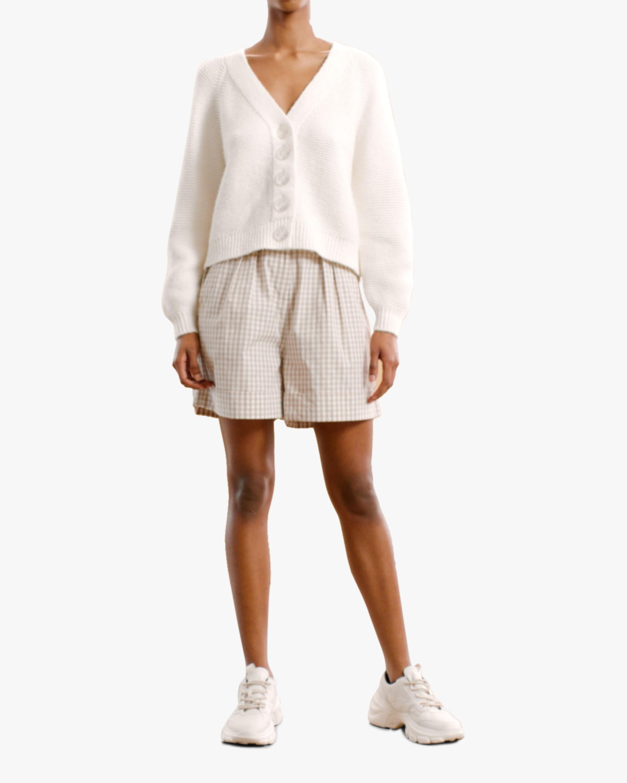 byTimo Checks Shorts 1