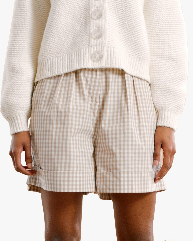 byTimo Checks Shorts 2
