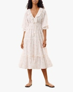 byTimo Ruffled Button-Down Dress 0