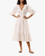 byTimo Ruffled Button-Down Dress 2