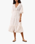 byTimo Ruffled Button-Down Dress 3