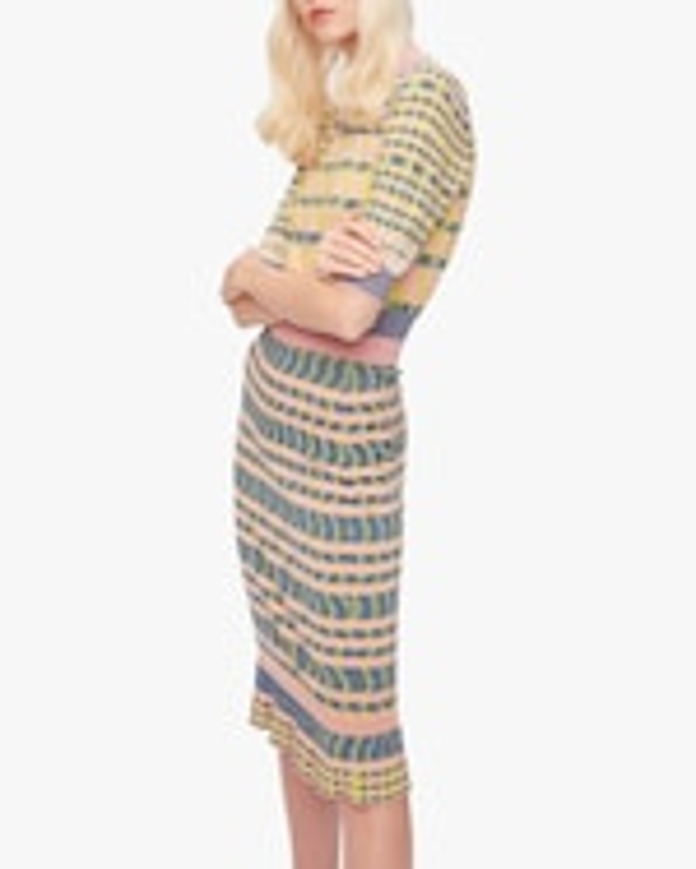 Diane von Furstenberg Rosa Skirt 2