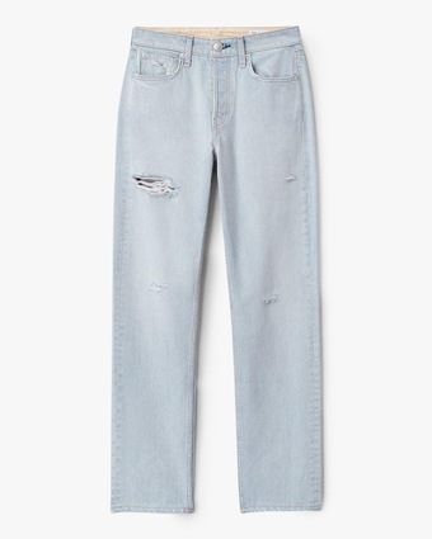 rag & bone Maya High-Rise Distressed Slim Jeans 1