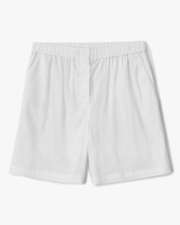 rag & bone Maye Linen Shorts 0