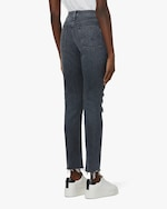 Hudson Holly High-Rise Straight Jeans 3