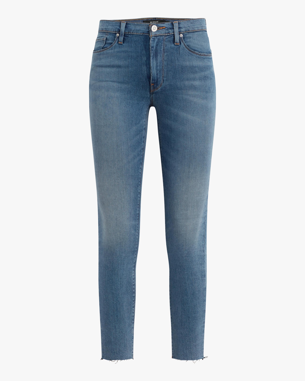 Hudson Barbara High-Rise Super Skinny Jeans 0
