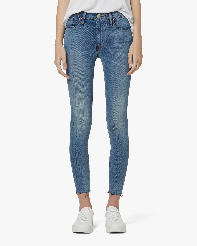 Hudson Barbara High-Rise Super Skinny Jeans 1