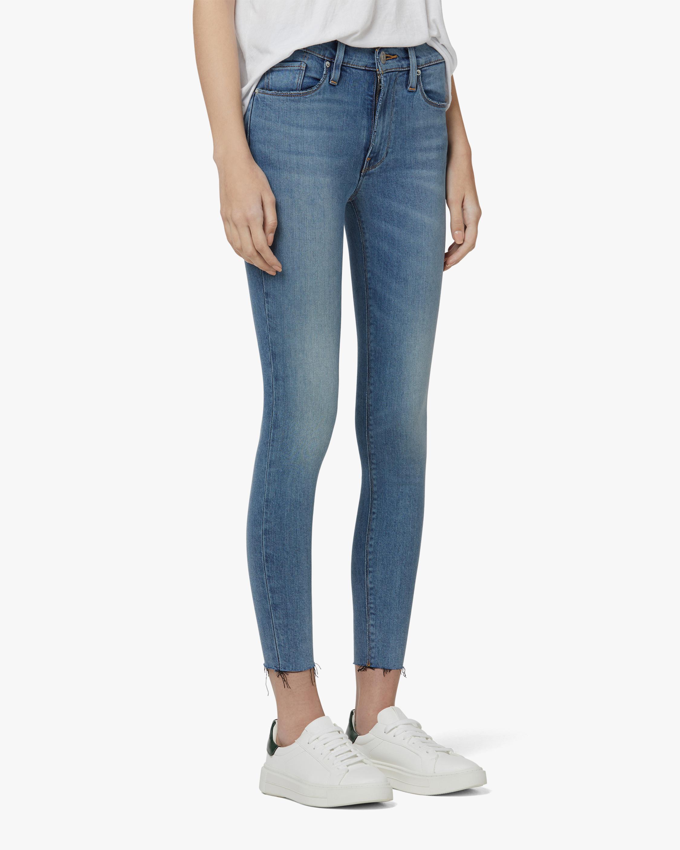 Hudson Barbara High-Rise Super Skinny Jeans 2