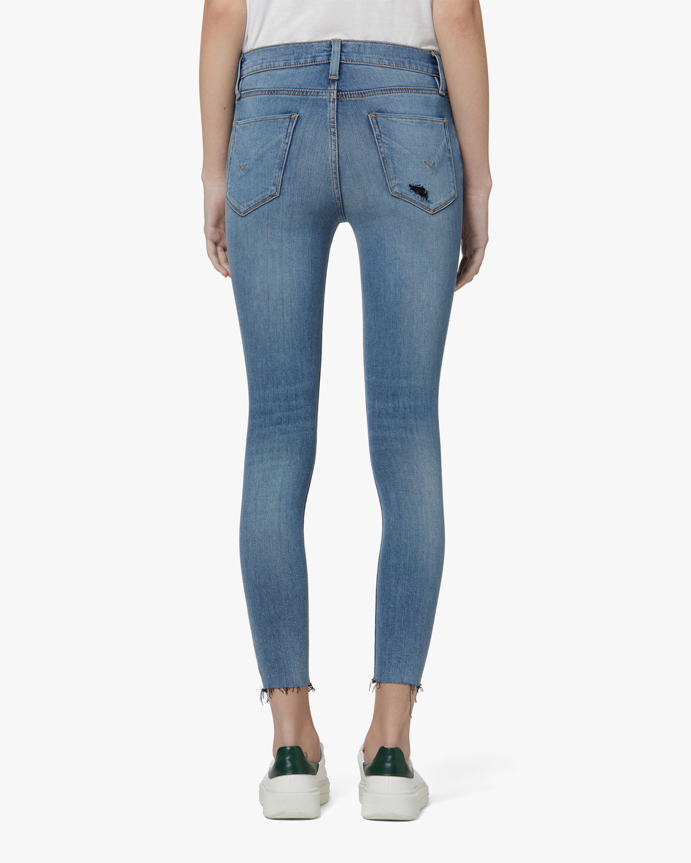 Hudson Barbara High-Rise Super Skinny Jeans 3