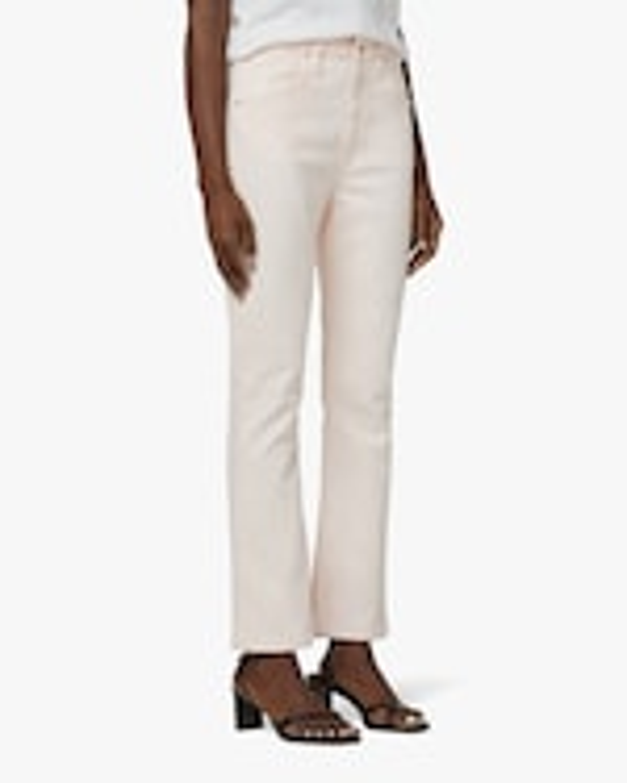 Hudson High-Rise Straight Crop Jeans 2