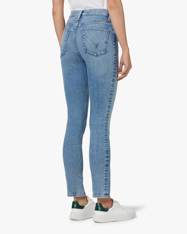 Hudson Barabara High-Rise Skinny Crop Jeans 3