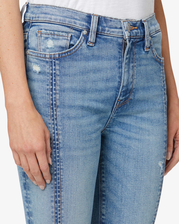 Hudson Barabara High-Rise Skinny Crop Jeans 5