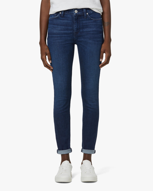 Hudson Nico Mid-Rise Super Skinny Jeans 1