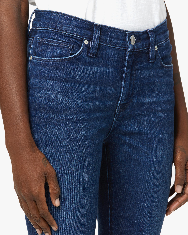 Hudson Nico Mid-Rise Super Skinny Jeans 4