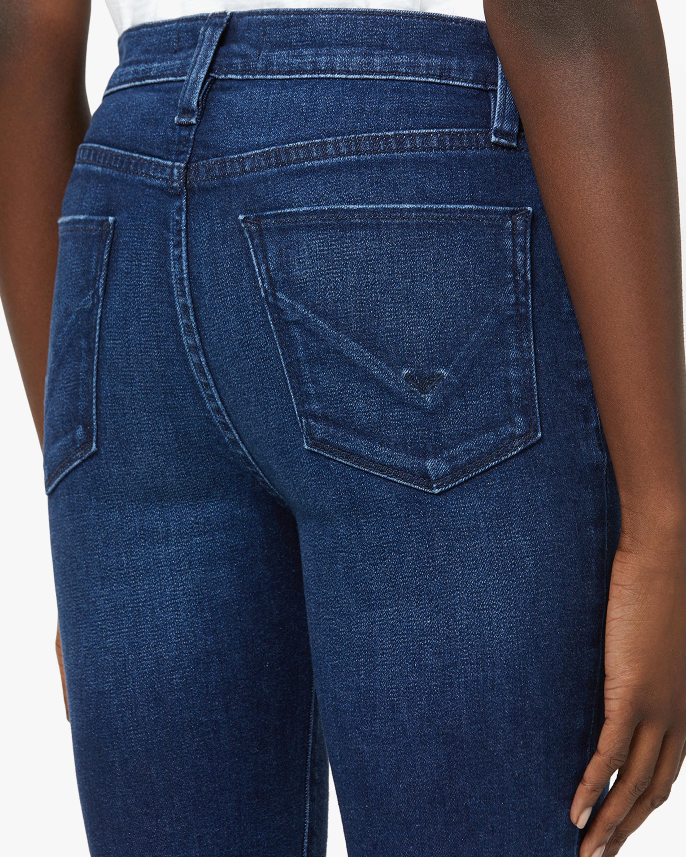 Hudson Nico Mid-Rise Super Skinny Jeans 5