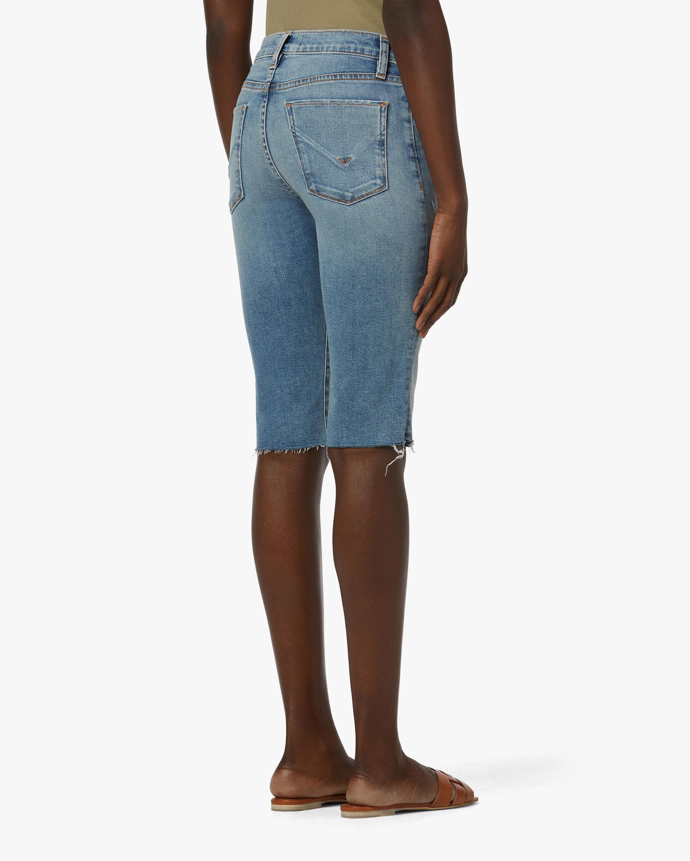 Hudson Amelia Mid-Rise Shorts 3