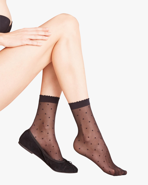 Falke Dot Socks 0
