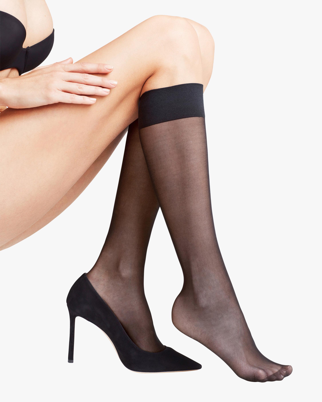 Falke Matte Deluxe 20 Knee-High Stockings 0