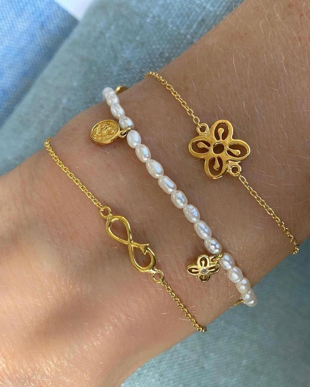 With Love Darling Infinity Bracelet 1
