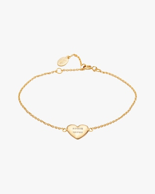 With Love Darling Equality Heart Bracelet 1