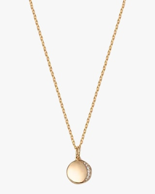 With Love Darling Eclipse Pendant Necklace 1