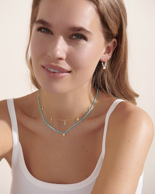 With Love Darling Planet Goals Station Necklace 2