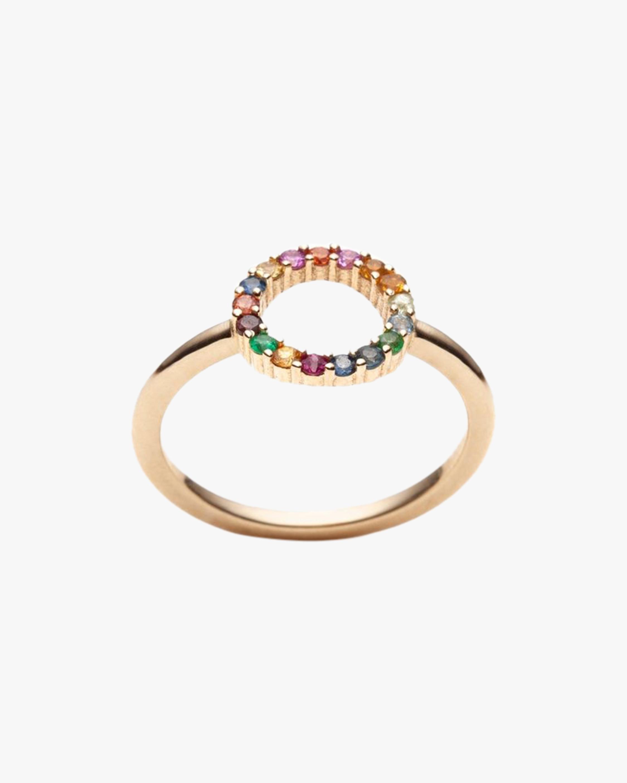 With Love Darling Partnership Circle Ring 0