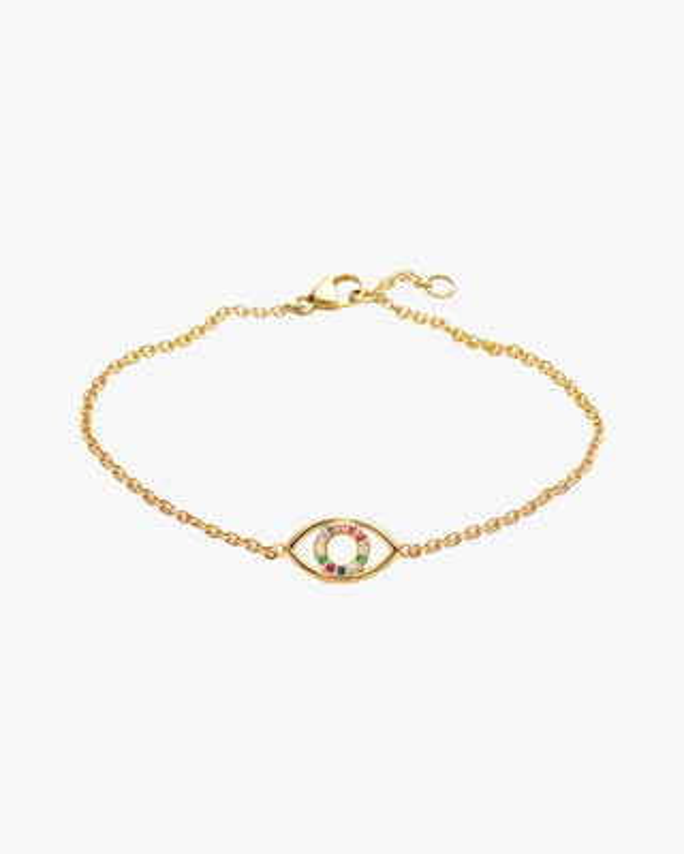 With Love Darling Multicolor Eye Bracelet 1