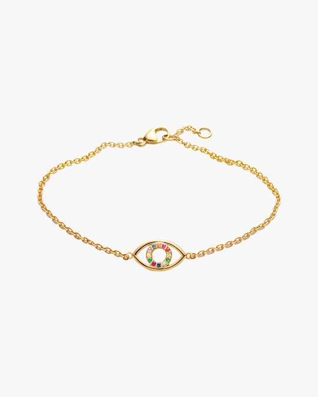 With Love Darling Multicolor Eye Bracelet 0