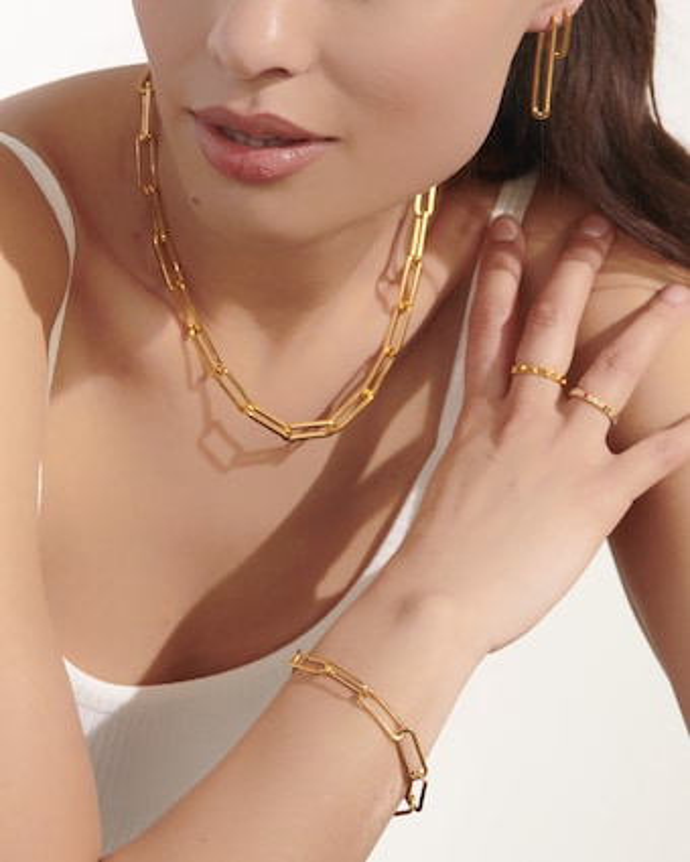 With Love Darling Mia Link Bracelet 2