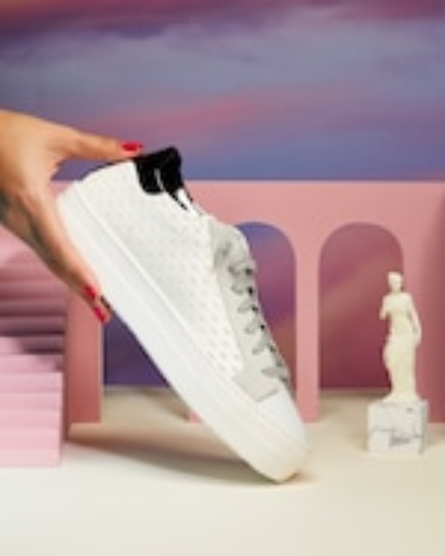 P448 Thea Overload Sneaker 5