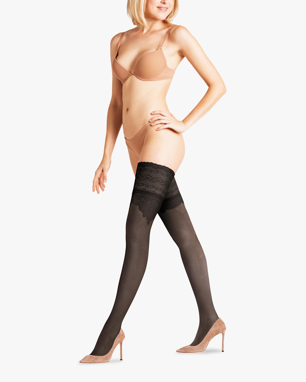 Falke Ceremonial Stay-Up Stockings 0
