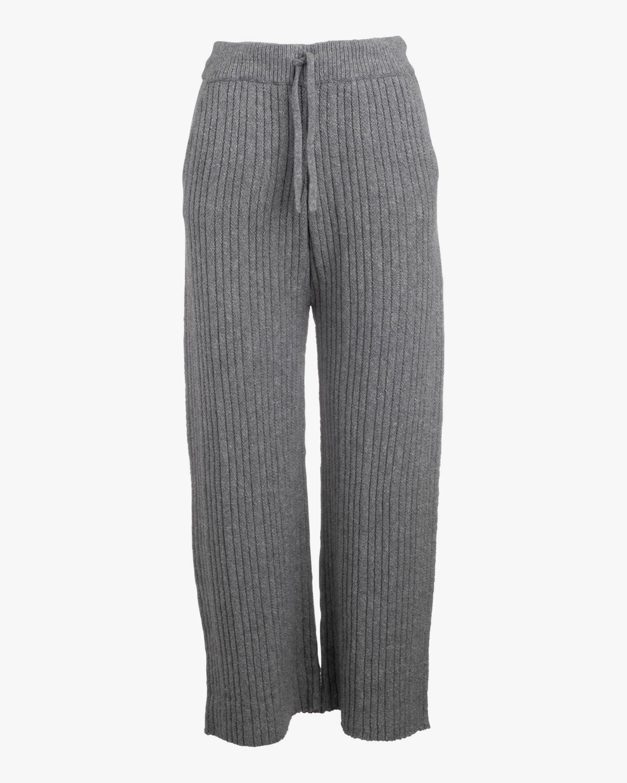 Naadam Ribbed Straight Lounge Pants 0