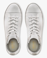 KOIO Court Chalk Perforated High-Top 3
