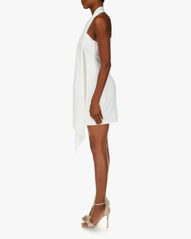 One33 Social Draped-Shoulder Cocktail Dress 2