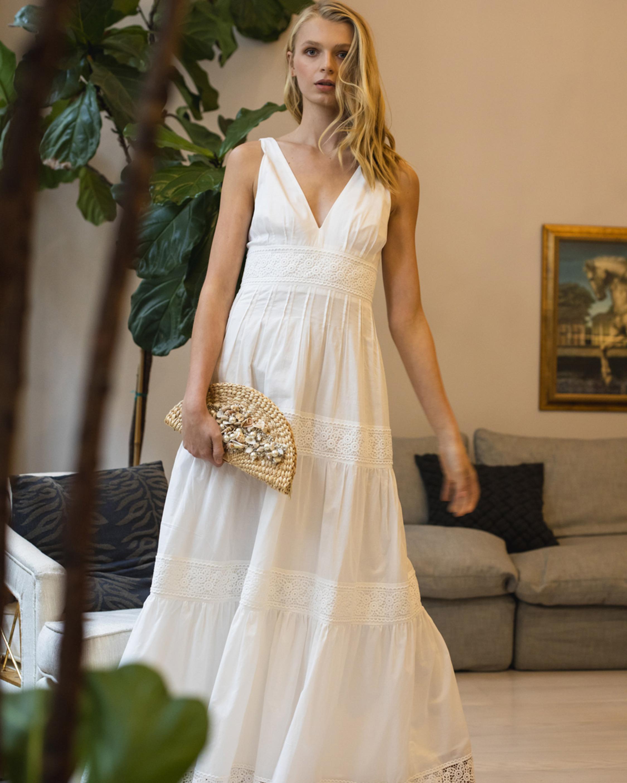 One33 Social V-Neck Maxi Dress 1