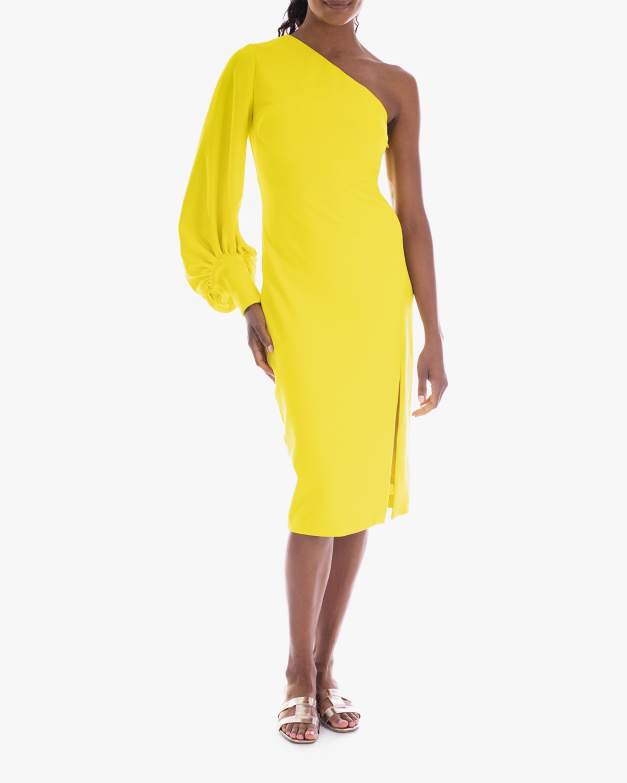 One33 Social One-Shoulder Cocktail Dress 0