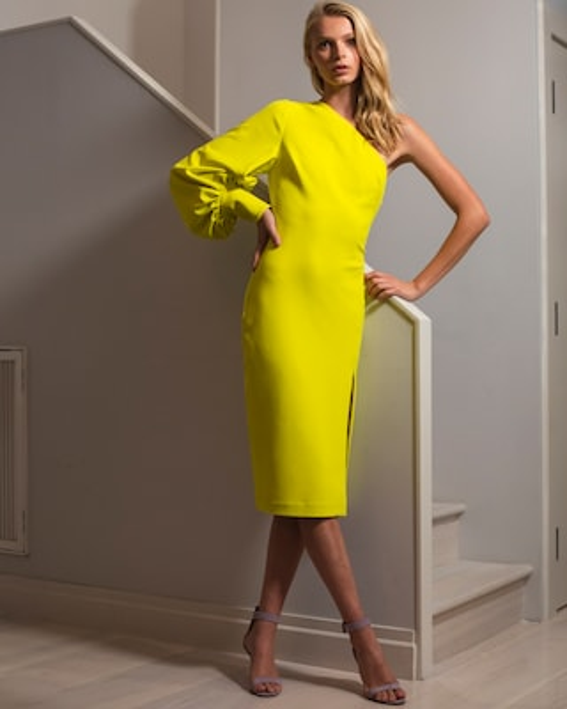 One33 Social One-Shoulder Cocktail Dress 2