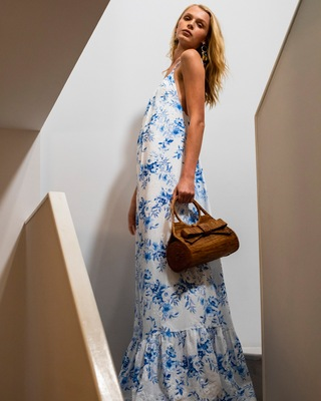 One33 Social Floral Maxi Dress 2