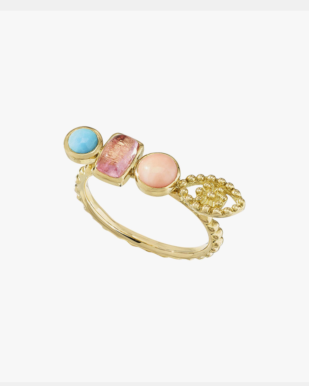 Trinity Pastel Ring