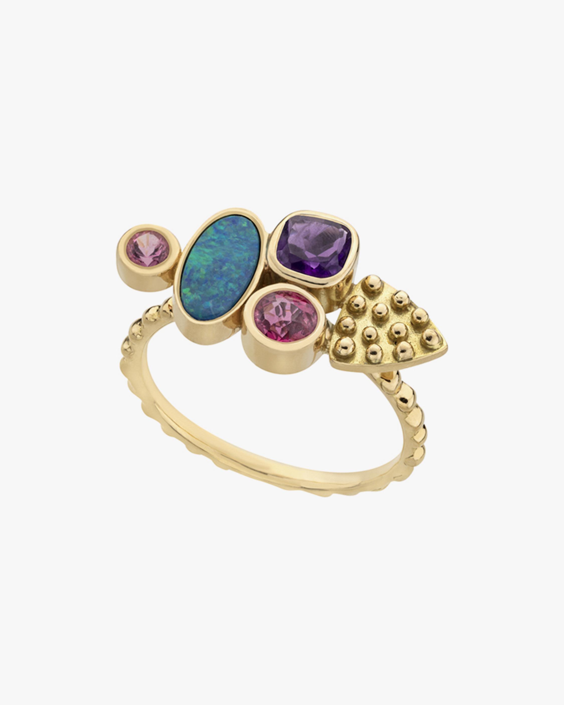 Gaya César Opal Ring 1