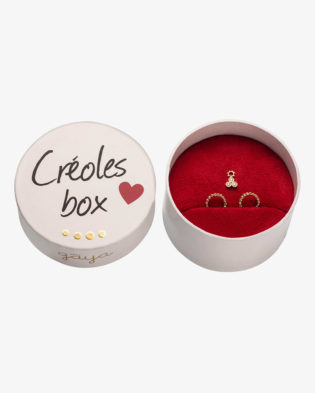Gaya Créoles Hoop & Charm Box Set 1