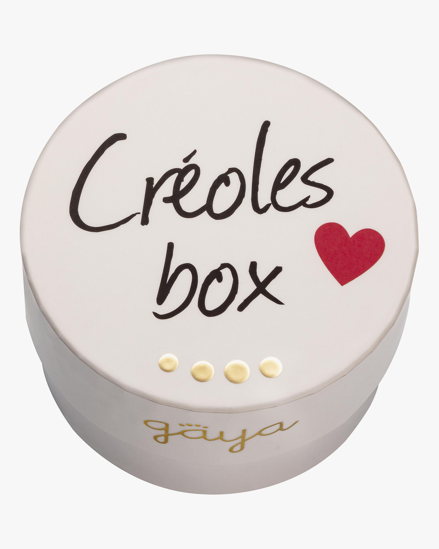 Gaya Créoles Hoop & Charm Box Set 2