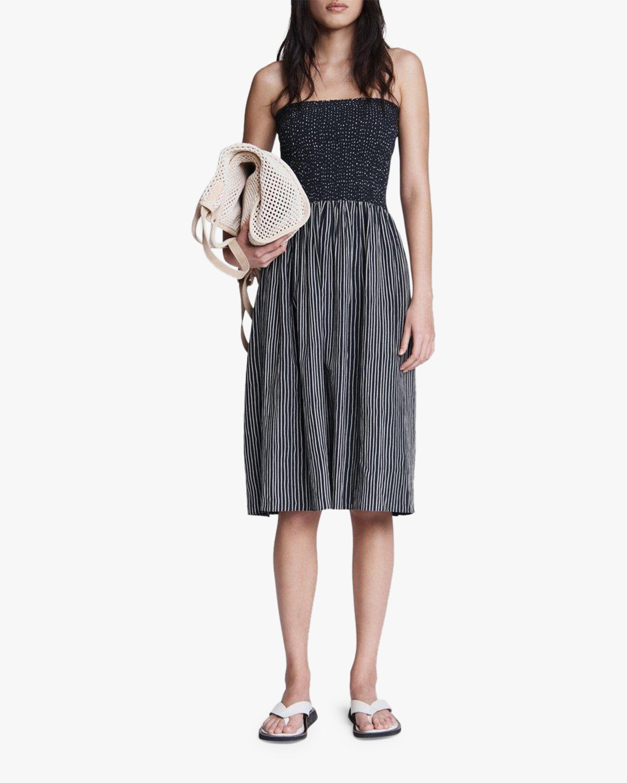 rag & bone Aster Strapless Dress 2