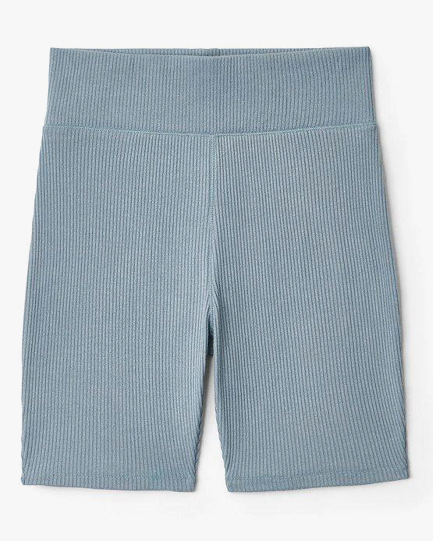 rag & bone The Knit Ribbed Bike Shorts 0