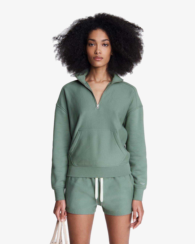 rag & bone City Half-Zip Pullover 2