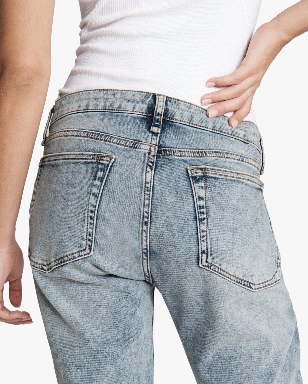 rag & bone Dre Low-Rise Slim Boyfriend Jeans 5