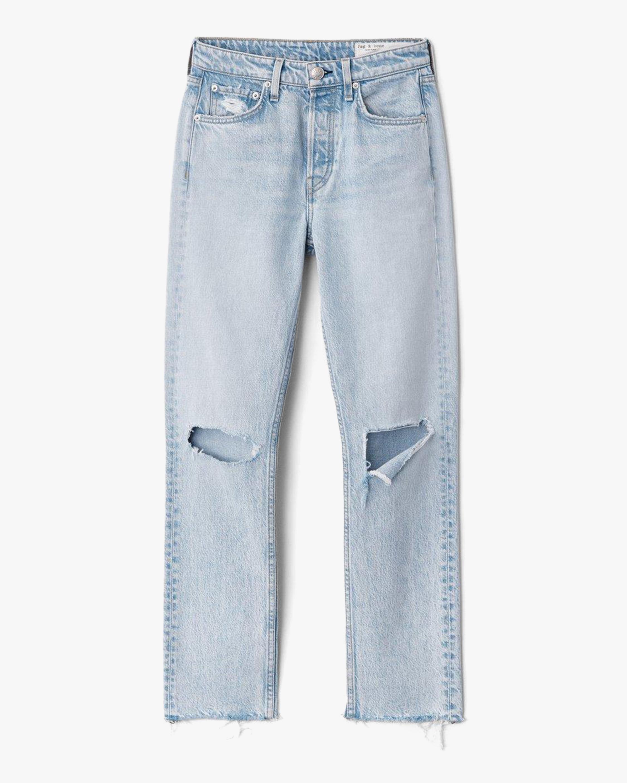 rag & bone Maya High-Rise Slim Jeans 1